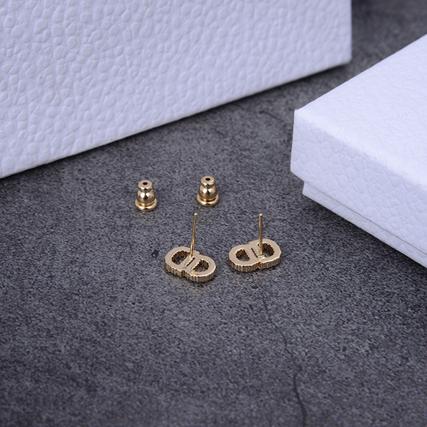 luxury zircon earrings for woman charms romantic sweet fashion jewelry stud earrings dating jewelry holiday gifts free shipping