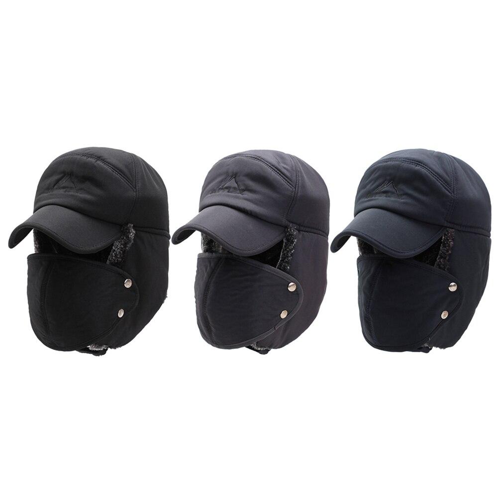 homens da pele do falso bombardeiro chapéus