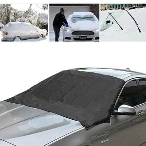 Magnetic Car Windshield Snow Cover Winter Ice Frost Guard Sunshade Protector New