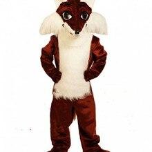 Костюм лисы-маскота, костюмы для косплея, вечерние костюмы с животными, костюмы для костюмированной вечеринки, рекламная акция, костюм для карнавала, Хэллоуина, Рождества, новинка