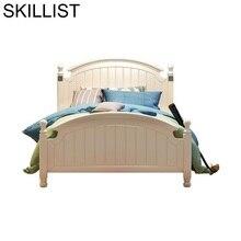 Kinderbeden Infantiles для детей, слоеная деревянная кровать для спальни, деревянная кровать