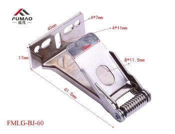 Herstellung befestigungen decke frühling clips für led-panel