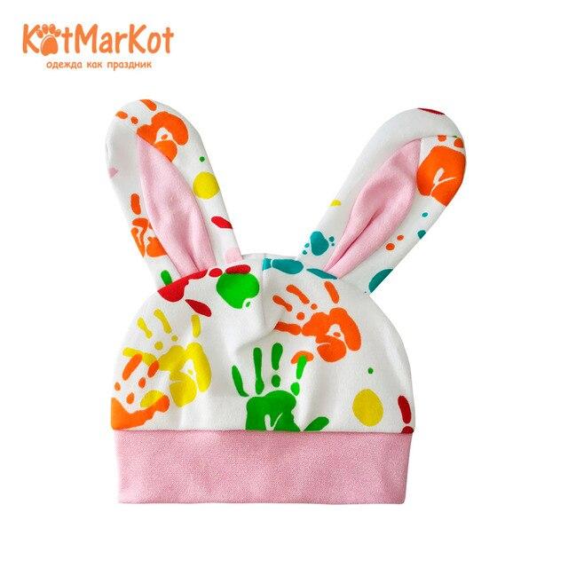 Шапки и кепки КотМарКот 8595p детская шапка для новорожденных кошек sotmarkets хлопок кошка sotмаркет для маленьких девочек