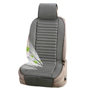 Image 1 - Luxury 12V Summer car seat cushion air cushion with fan seat cushion car seat cooling vest cool summer ventilation cushion