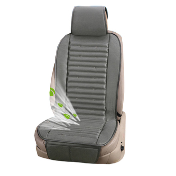 Luxury 12V Summer car seat cushion air with fan cooling vest cool summer ventilation