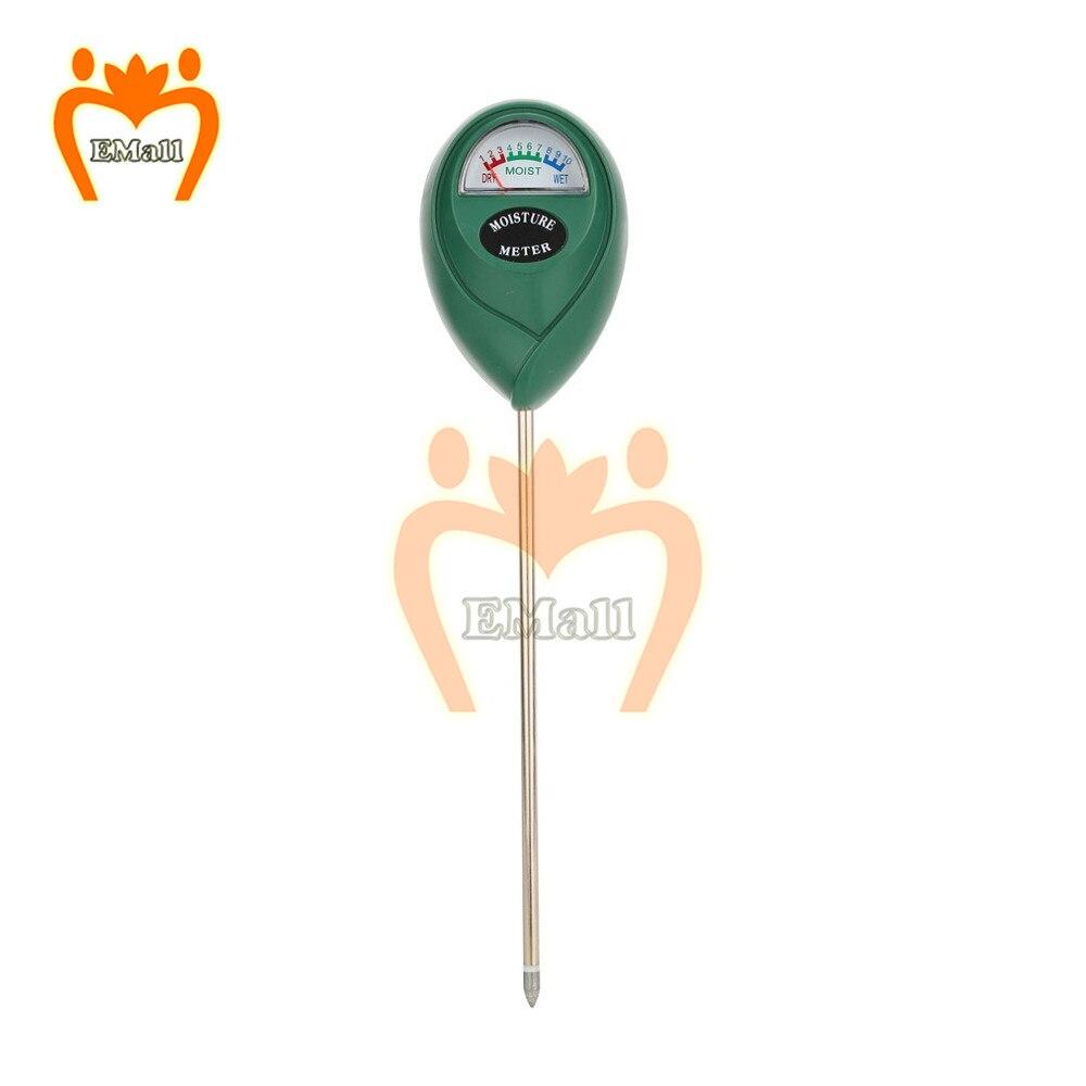 Soil Moisture Sensor Meter Detector Metal Probe Gardening Plant Flower Water Analyzer Test Instrument Hygrometer Tool