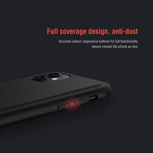 Image 4 - For iPhone 11 pro max Case Cover NILLKIN magic case pro matte hard soft back cover Mobile phone black shell For iPhone 11 pro