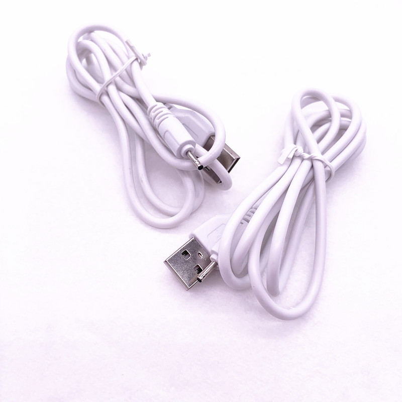 2pcs USB Charger Cable For Nokia 6268 6270 6152 6111 6101 6102 6120 6300 6600 6066 6070 6080 6085 6086 6088  WHITE