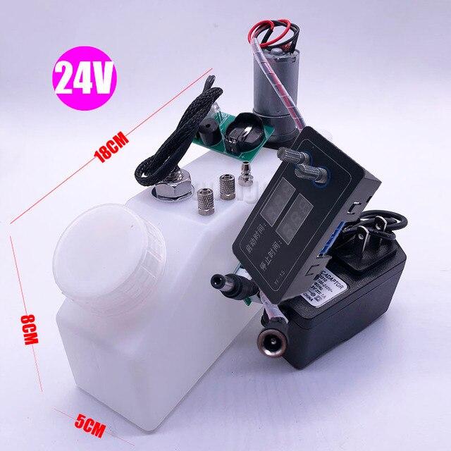 1.5L UV CISS System Continuous 1 Liter Ink Supply System Stirring Motor 24V for Mutoh Roland Mimaki Alarm Bulk Ink System 3