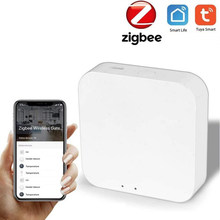 Zigbee 3.0 Gateway Smart HUB Wireless Home Bridge Homekit Tuya APP Remote Control Zigbee Protocol Support Alexa Google Assistant