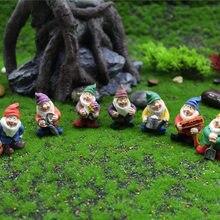Acessórios de jardim de fadas ao ar livre, decorações de jardim para plantas suculentas flowerpot decoração de casa ao ar livre