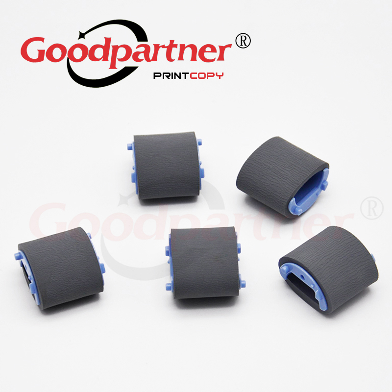 5X RL1-0266-000 Paper Pickup Roller For HP LaserJet 3015 3020 3030 3050 3052 3055 M1005 M1319 1010 1012 1015 1018 1020 1022