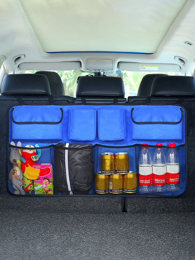 Trunk-Bag-Organizer Storage-Bag Pocket Hanging-Nets Tidying Interior-Accessories-Supplies