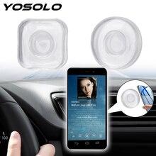 Anti-Slip-Mat Nano-Phone-Holder Sticky-Pad Headphone Car-Dashboard YOSOLO Storage Multifunction