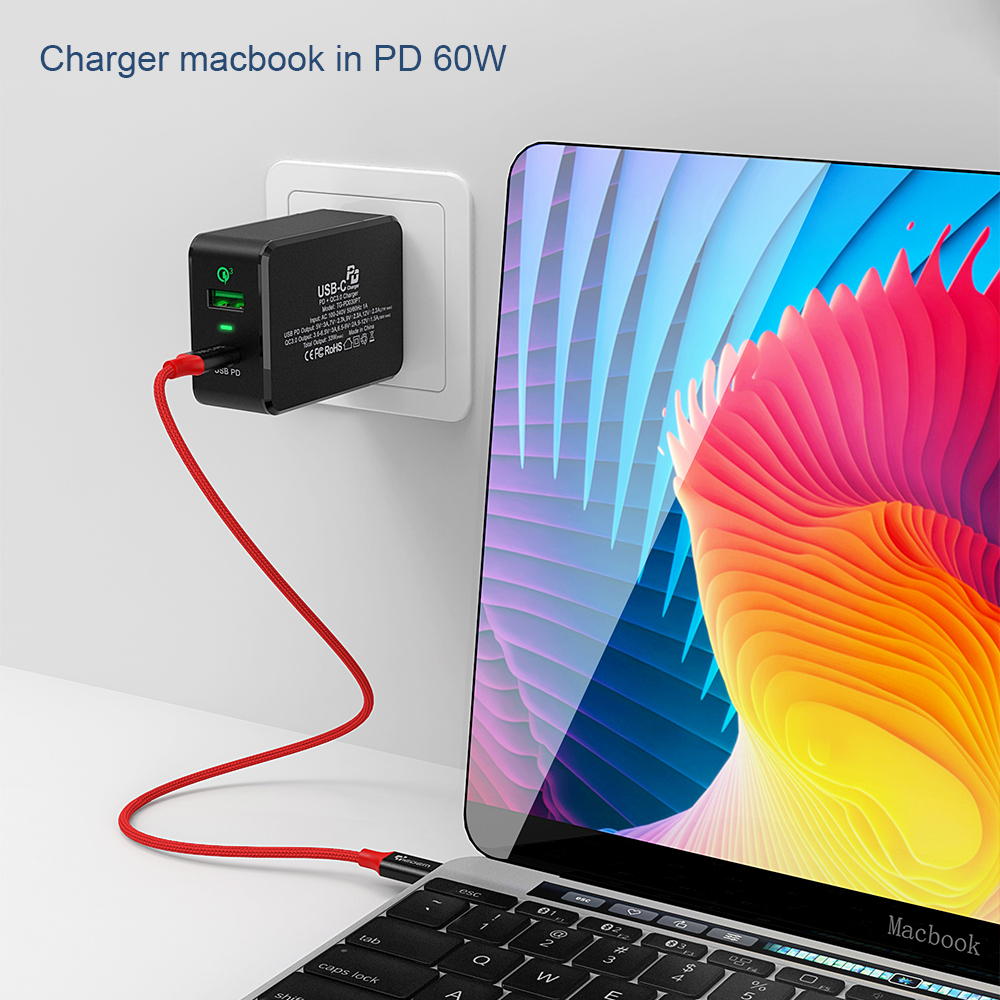 CHARGER MACBOOK