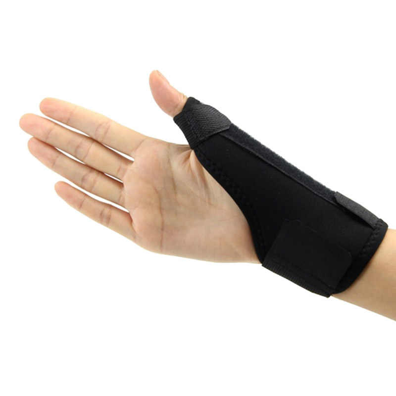 1 X WRIST Thumbs Hands Spica Splint Support BRACE Stabilizer โรคข้ออักเสบใช้