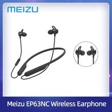 Original Meizu EP63NCหูฟังไร้สายบลูทูธ5.0หูฟังกีฬาชุดหูฟังสเตอริโอIPX5หูฟังกันน้ำพร้อมไมโครโฟนApt X
