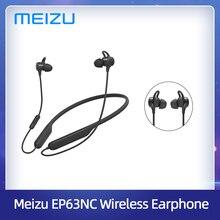 Orijinal Meizu EP63NC kablosuz kulaklık Bluetooth 5.0 spor kulaklık Stereo kulaklık IPX5 su geçirmez kulaklık MIC ile apt x