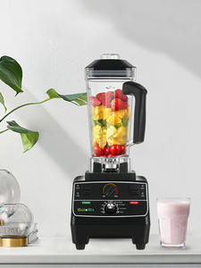 Mixer Juicer Food-Processor Pre-Programed-Blender Ice-Smoothies-Crusher Professional
