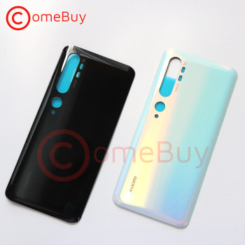 For Xiaomi Mi Note 10 Pro Back Battery Cover CC9 Pro Note10 Rear Glass Housing Door Case For Xiaomi Mi Note 10 Battery Cover