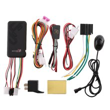 GT06 Car GPS Tracker SMS GSM GPRS Vehicle Tracking Device Monitor Locator  Remote Control SOS Alarm For Motorcycle Scooter Car