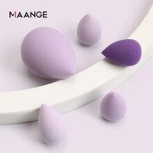 Cosmetic-Puff Makeup-Sponge Blending-Foundation Facial-Powder Water-Drop 5pcs Bb-Cream