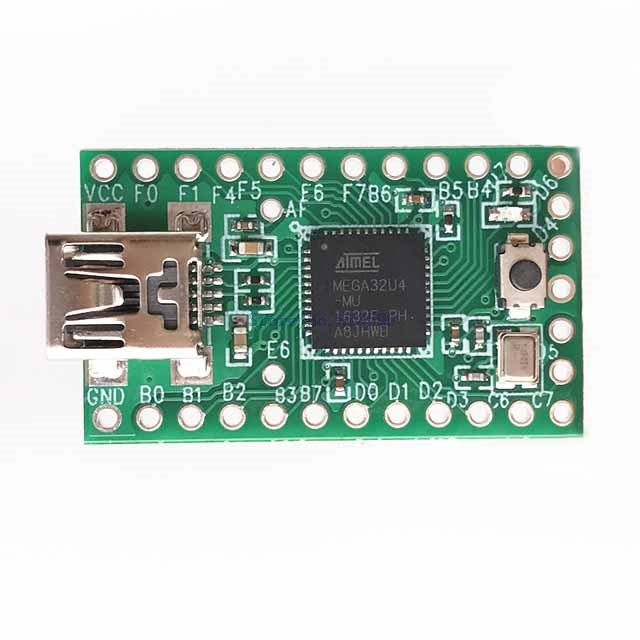 A6-- Teensy 2.0 Teensy USB Development Board