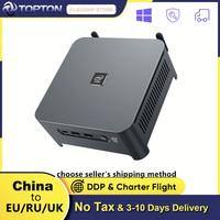 10th世代xeon W-10885Mコアi9 10980HKインテルミニpc 2 lan windows 10 2 * DDR4 2 * nvmeゲームコンピュータdp hdmiタイプc 3 × 4 18kディスプレイ