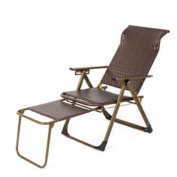 Promotion of Rattan Chair Folding Chair Lunch Break Chair Recliner Office Chair Couch Beach Chair Balcony Chair Reinforcement фото