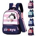 2019 новые школьные сумки для девочек и мальчиков рюкзак большой емкости легкий хребет защита светоотражающий рюкзак