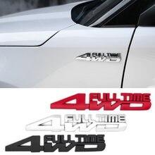 Модификация автомобиля 4wd полноценная наклейка полноприводная