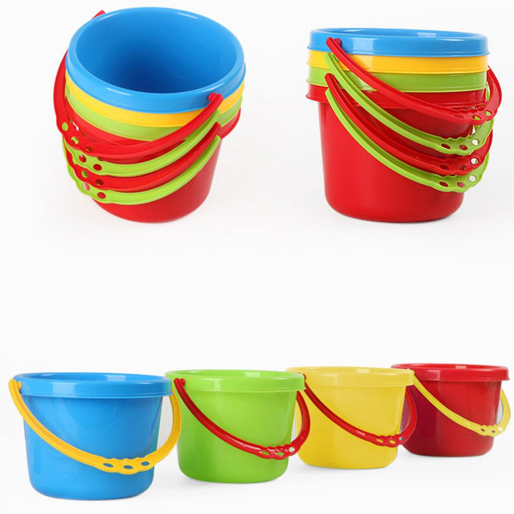Kids Sand Beach Toys Castle Bucket Rake Water Tools Set For Kids Toys Good Gift For Kids Summer Beach Toys