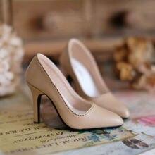 1/3 BJD doll shoes Basic daily high heels