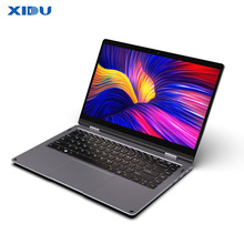 XIDU Laptop PhilBook Max 14.1 FHD 8G DDR3 Intel Atom E3950 Quad Core Business Laptop 128G SSD ROM Ultrabook Backlit Keyboard