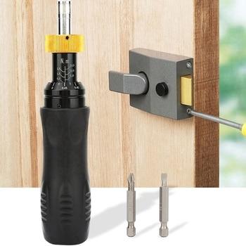 Presetting Type Adjustable Torque Screwdriver 0.5-3Nm Hex Socket Hex Socket Torque Wrench Hand Tools Screwdriver Tool Set