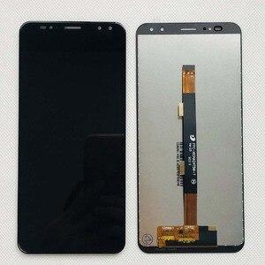 Image 2 - 100% pantalla LCD Power3 + montaje de pantalla táctil, repuesto de digitalizador para Ulefone Power 3S, Ulefone Power, Original