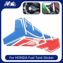 Für Honda hornet 600 cb650r nc750x cbr600rr cb500x CBR600 F2/F3/F4i Motorrad 3D Gas Heizöl Kraftstoff tank Fishbone Gummi Aufkleber