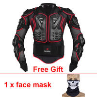 New Protector Espalda Full Body Jacket Motocross Motorcycle Armor Spine Armor Chest Elbow Back Waist Shoulder Protective Gears