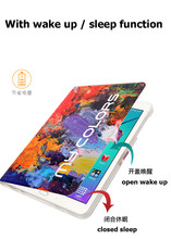 PU+TPU Soft Case For Samsung Galaxy Tab A E SM-T590 SM-T595 T590 T595 T510 T515 T560 T561 T550 Tablets Cover wake/sleep(China)