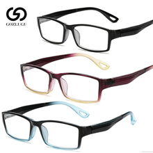 Fashion Unbreakable Reading Glasses Women Men Resin Transparent Spectacles Vintage Round Reading-glasses.