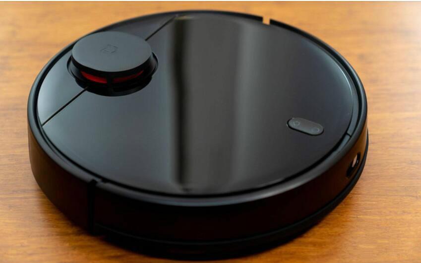 Hbac49d7681744675989e324119e22d73C Xiaomi Robot Vacuum Cleaner STYTJ02YM Sweeping Mopping Floor Smart Planned LDS+WiFi Mijia App 2100Pa S50