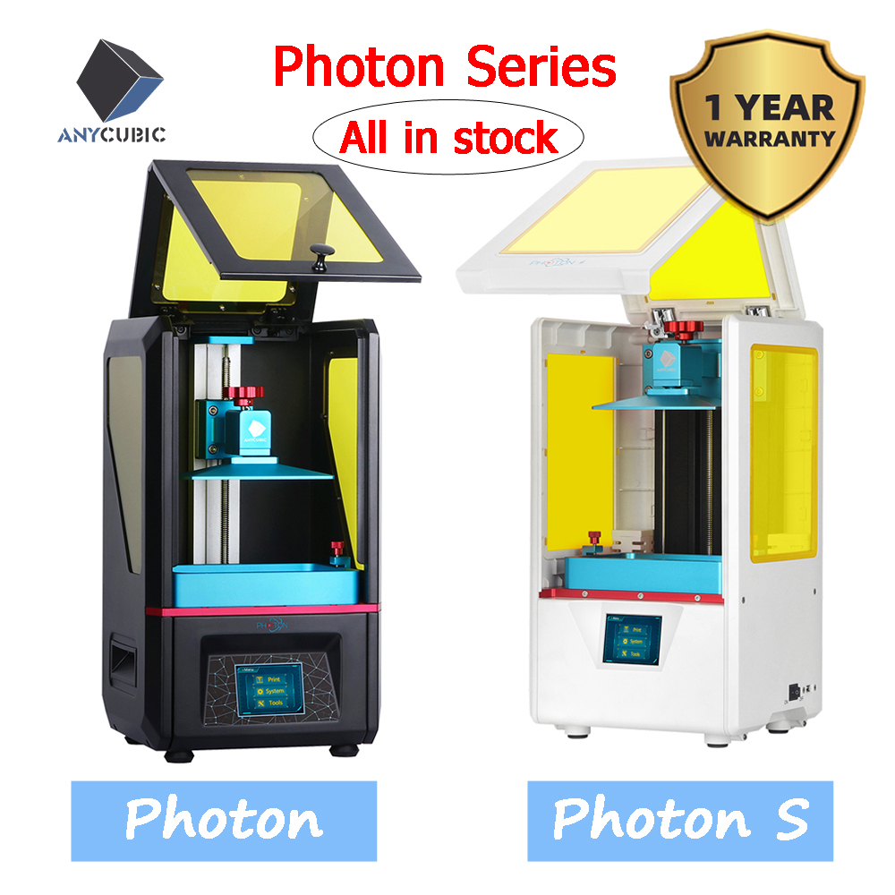 2020 New ANYCUBIC Photon/Photon S/Photon Zero 3D Printer 405nm Matrix UV Module SLA 3d Printer UV Resin printer impresora 3d3D Printers   -