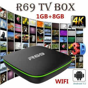 R69 Smart Android 7.1 TV Box 1