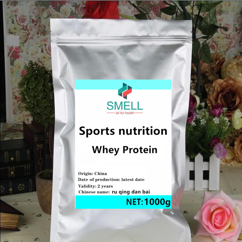 Whey Protein Powder nutrition isolate supplement glitter festival top Help man muscle improve Increase immunity mucuna pruriens image