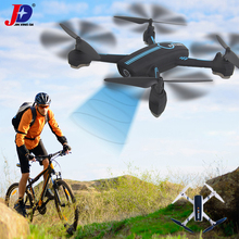 JXD528 RC Drone Quadcopter Follow Me Mode 5G WIFI FPV HD Camera UAV GPS Four Axis Aircraft Altitude Hold Kids Toys vs JXD518 hubsan h507a rc drone quadcopter uav 4 axis aircraft camera wifi fpv drone with app gps waypoint follow me rc quadcopter