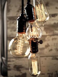 Edison-Bulb Ampoule Home-Decor Incandescent G95 T45 G80 ST64 220V E27 40W A19