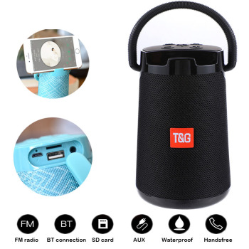 30W outdoor waterproof portable Bluetooth speaker 1