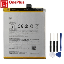 OnePlus Original Replacement Phone Battery BLP657 For 1+6 6 Authenic Rechargable With Free Tools 3300mAh