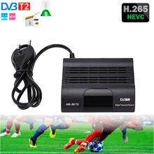 Dvb hd 99 t2 Бесплатная цифровая ТВ приставка 1080p кабельный