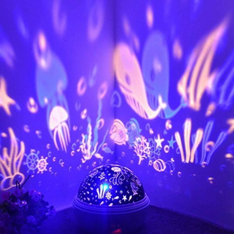 Estrela mar quarto universo crianças presentes quarto